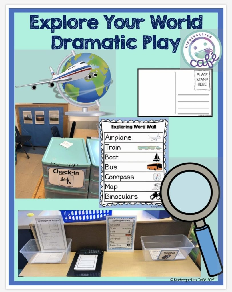 dramatic play examples