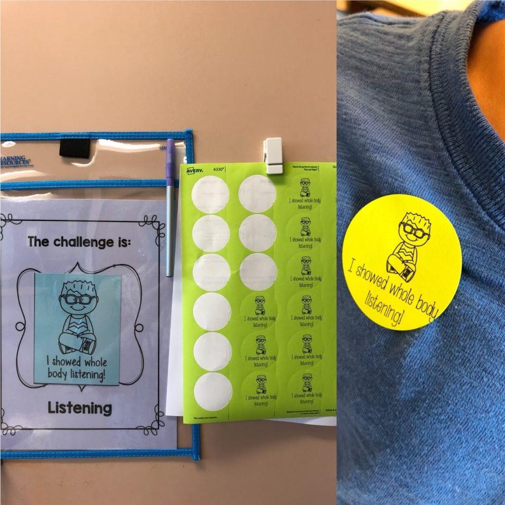 social skills kindergarten