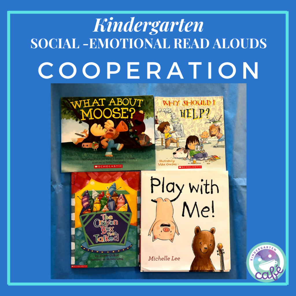 social emotional learning for kindergarten