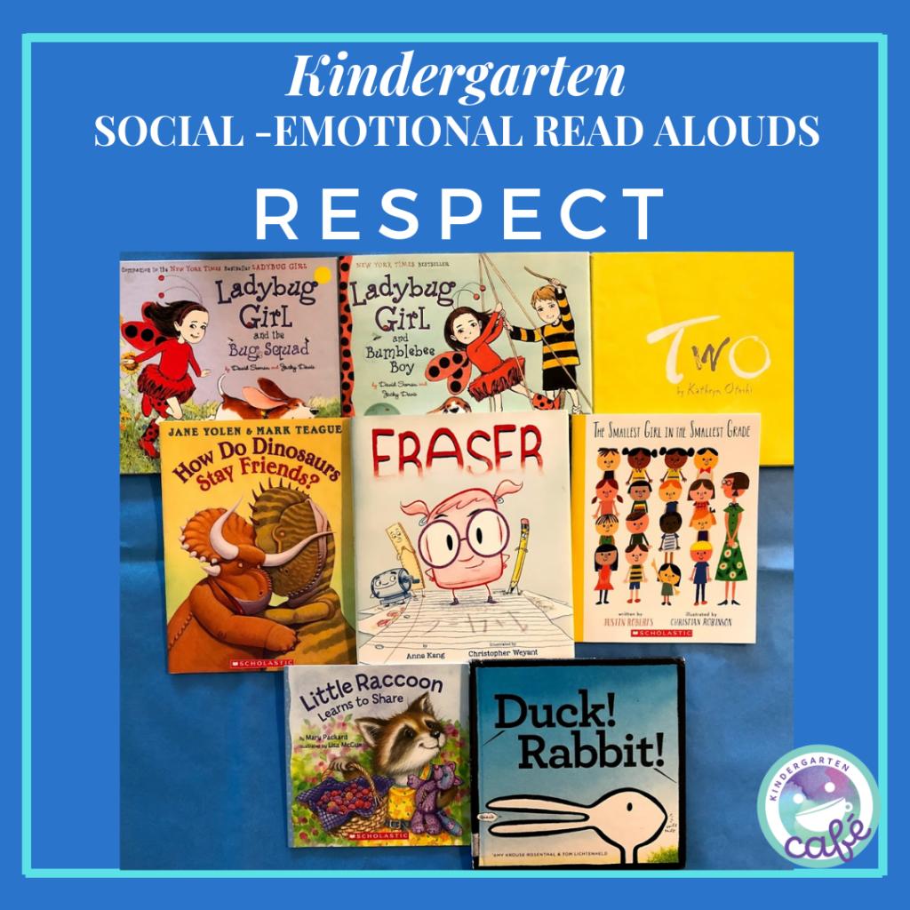 social emotional learning books
