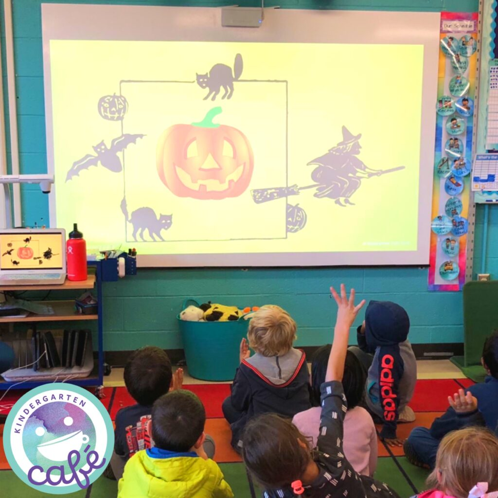 halloween kindergarten activities