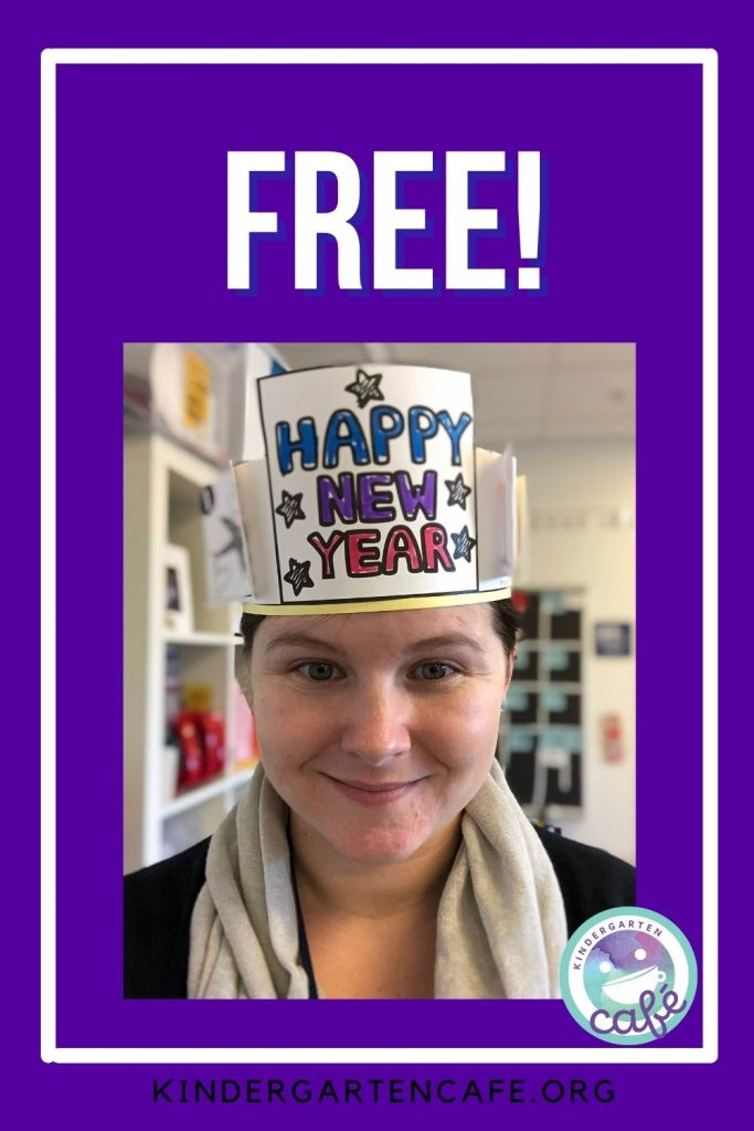 New Year Free Activity For Kids