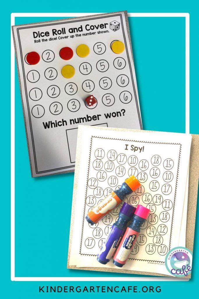 math toolbox with math teacher tools